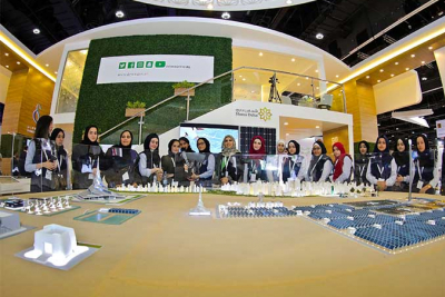 DEWA shows its most prominent projects and innovative initiatives at the World Future Energy Summit 2020
