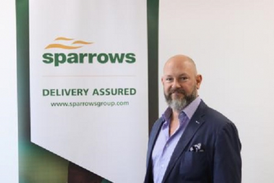 New regional director appointed for Sparrows in Middle East, India and Caspian
