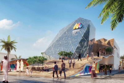 Team behind Monaco Pavilion have unveiled details about the structure