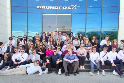 Danish students visit Dubai to seek inspiration on sustainable business practices