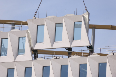 Is prefabrication a fab new way of building?