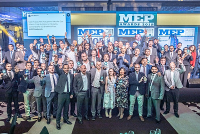 Date announced for MEP Middle East Awards 2020