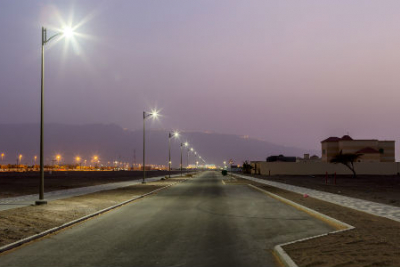 43,000 streetlights in Abu Dhabi will be replaced with energy-efficient LED lights