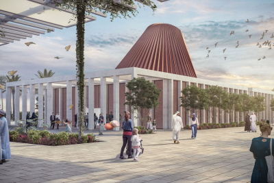 Ireland's Expo 2020 pavilion design unveiled