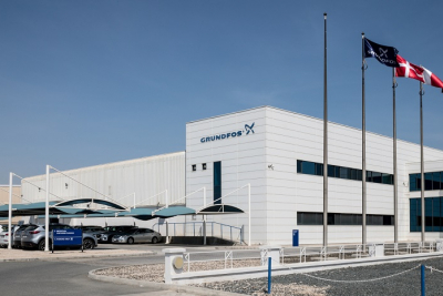 Grundfos Dubai facility secures LEED Platinum recognition