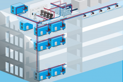 Distributed pumping solutions represent a new paradigm in chilled water air conditioning