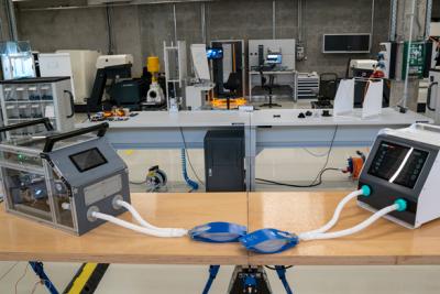 Dubai Future Foundation's project M061 develops innovative ventilator prototype