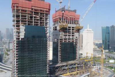 ALEC commences record-breaking installation on landmark project