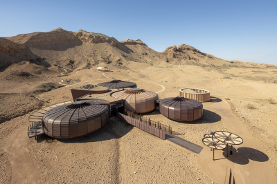"""Buhais Geology Park in Sharjah """"a pioneering  project in the field of ecotourism"""""""
