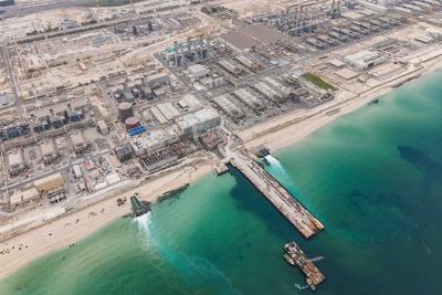 DEWA boss reviews progress on SWRO-based desalination plant in Jebel Ali