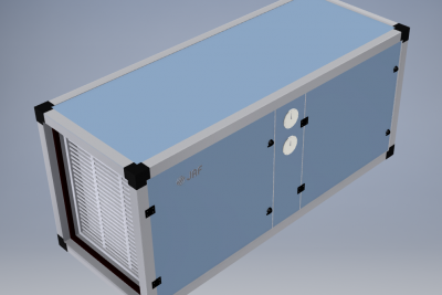 Airtek Engineering Solutions unveil JAF air filtration range