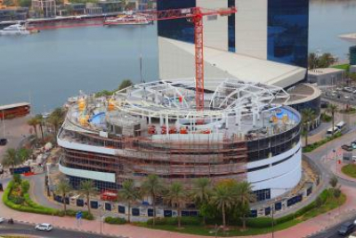 Dubai Chamber headquarters extension on track for early 2021 finish