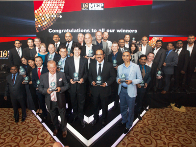 In pictures: MEP Awards 2016 winners