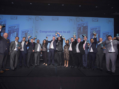 In Pictures: MEP Middle East Awards 2014