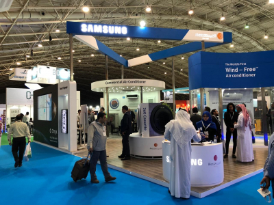 In Pictures: HVACR Expo Saudi 2019