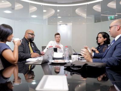 Peek behind the scenes as the MEP Middle East Awards judges examine this year's nominations