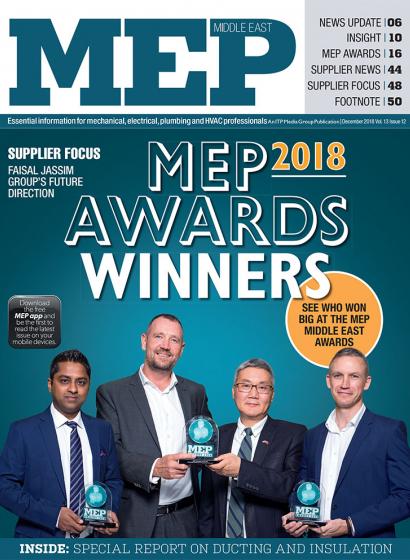 MEP Middle East - December 2018