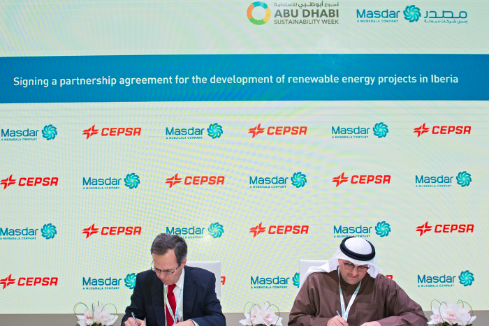 Cepsa and Masdar to collaborate on renewables in Spain and Portugal