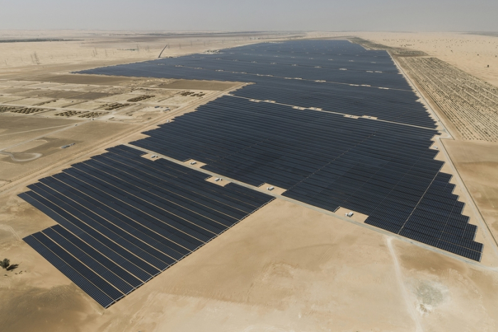 Noor Abu Dhabi solar plant will offset emissions of 200,000 cars