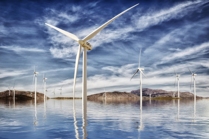 Italian and Abu Dhabi firms team up for floating wind farm project