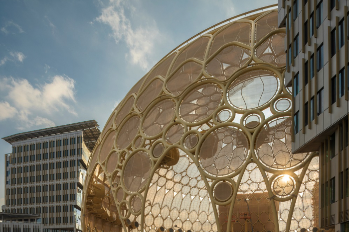Expo 2020 shines spotlight on innovative best practices solving world's biggest challenges