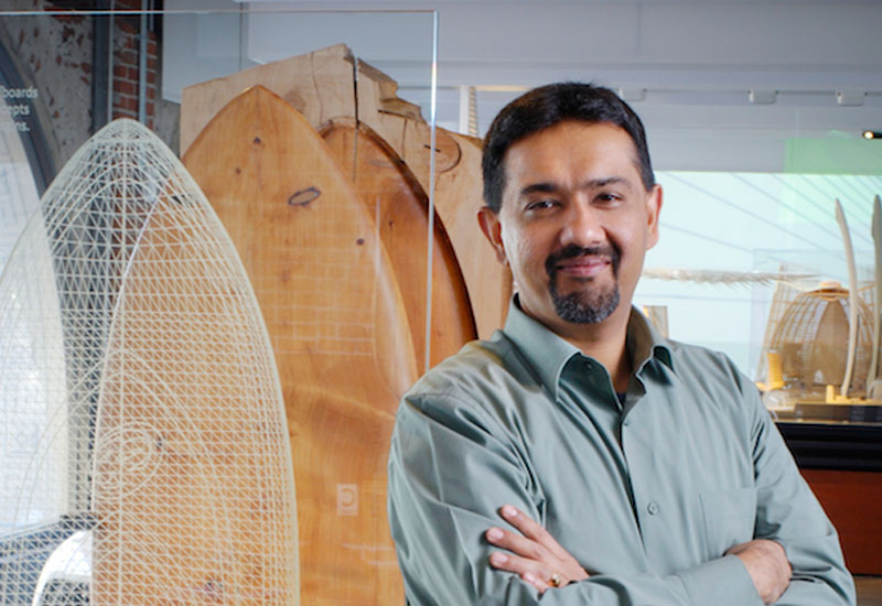 Amar Hanspal says the new edition of Autodesk will offer cloud computing services