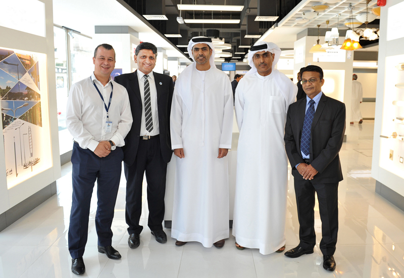 BMTC's Al Khabaisi showroom now features extra-low voltage (ELV) systems.