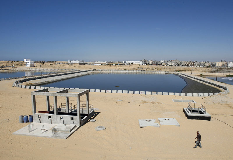 A contract has been awarded to supply Landia pumps for a wastewater treatment plant in Aqaba, Jordan [representational image].