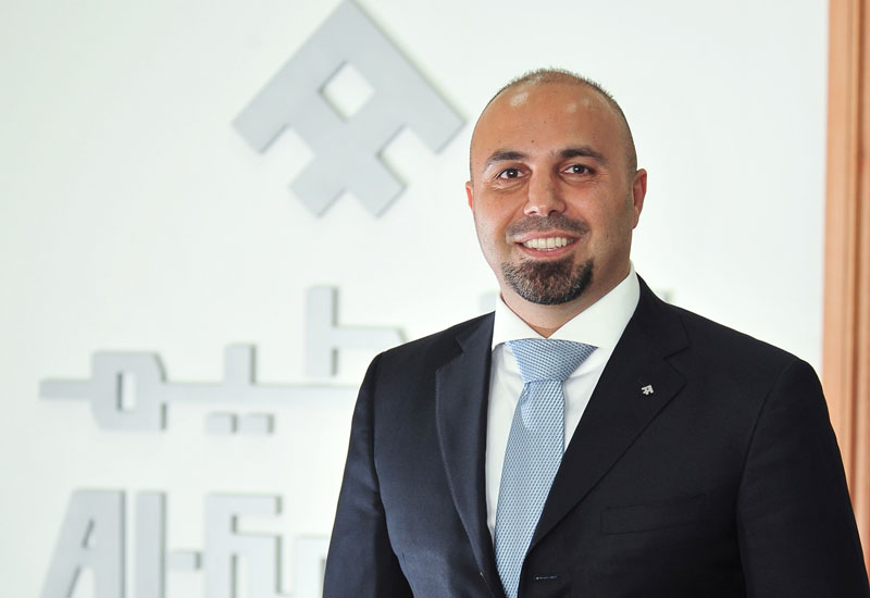 Wasim Haider, General Manager of Al-Futtaim Engineering?s Building Products Division