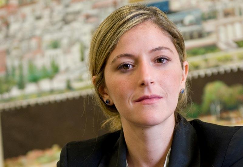 Zeina Tabari, managing director of the DSF.