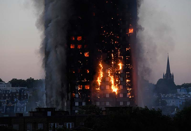 A lack of understanding about fire propagation may have contributed to the Grenfell Tower incident.