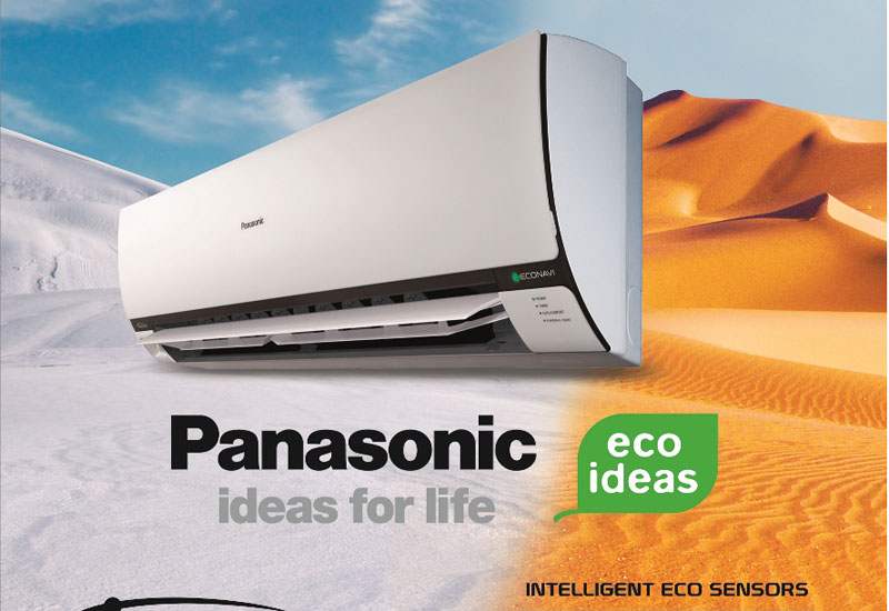 Panasonic's new technology will reduce energy consumption by 30%. Picture: Supplied