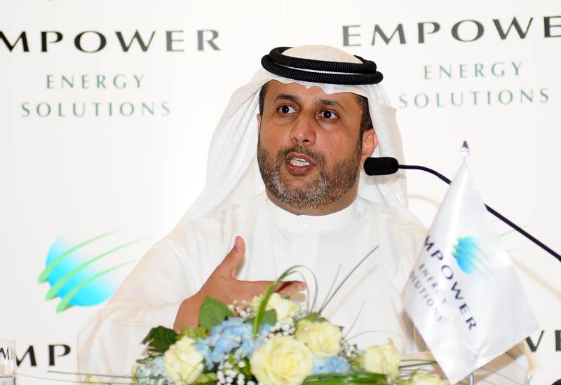 Empower CEO Ahmad Bin Shafar.