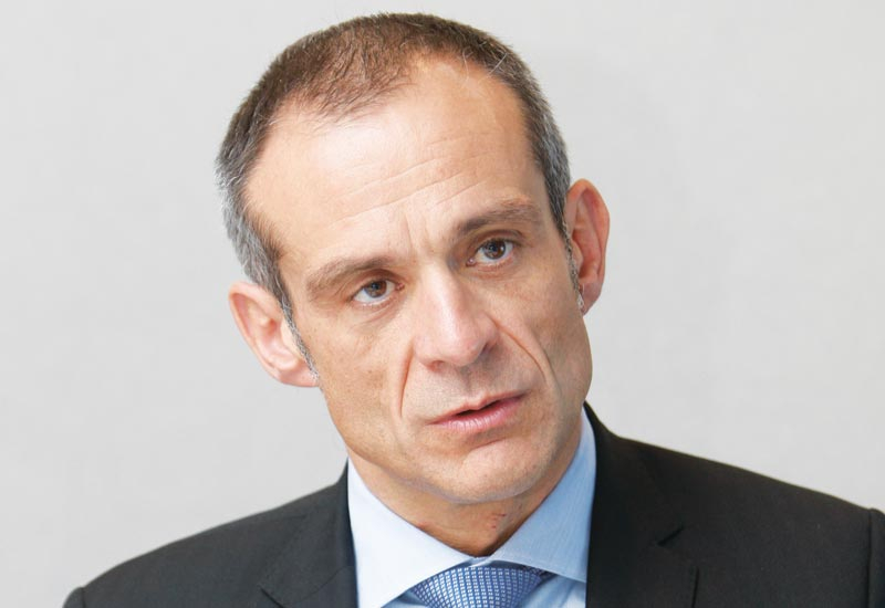 Jean Pascal Tricoire,  CEO of Schneider Electric