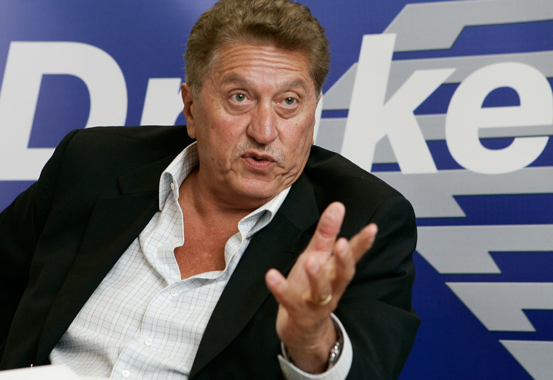 Khaldoun Tabari says diversify to survive in 2012 (Getty Images)