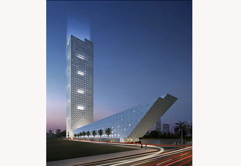 Kuwait Investment Authority has been designed by KEO.