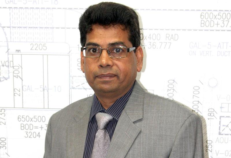 Subramanya Rao, divisional manager of Al-Futtaim Engineering's Facilities Management