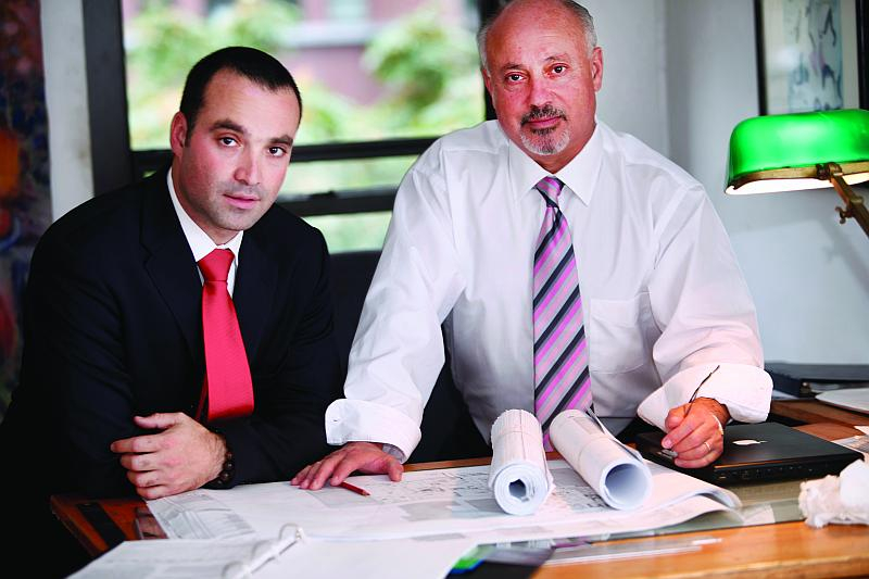VE Solutions founder Arkady Siterman and director of development Eugene Siterman