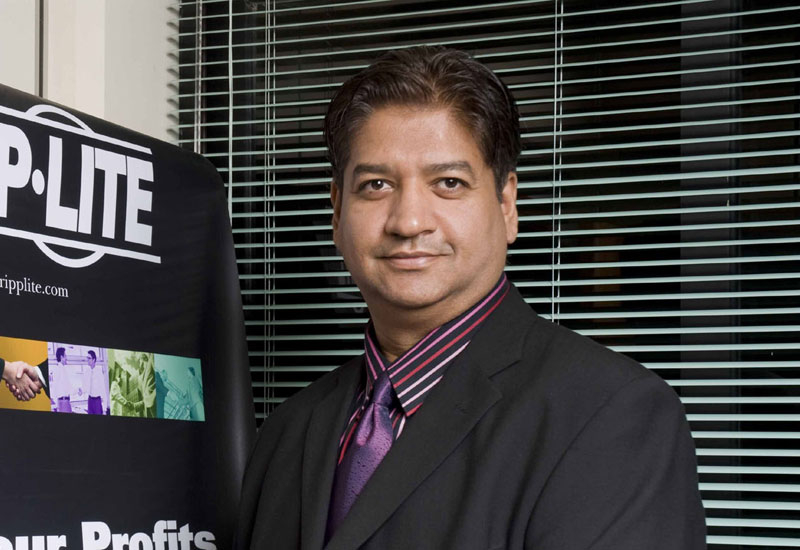 Vipin Sharma says the latest products from Tripp Lite will are designed for remote job sites. Picture: Supplied