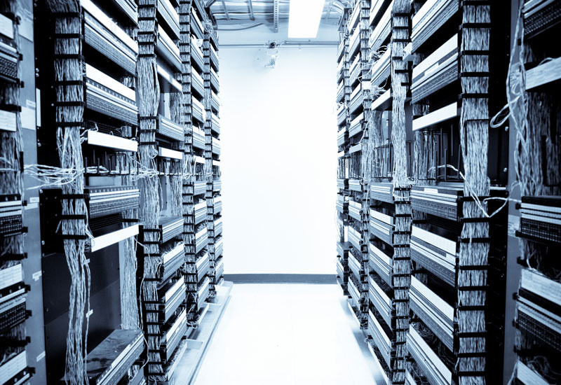 GCC data centres should use ASHRAE's locally adapted code for data centres. Pictures: Shutterstock