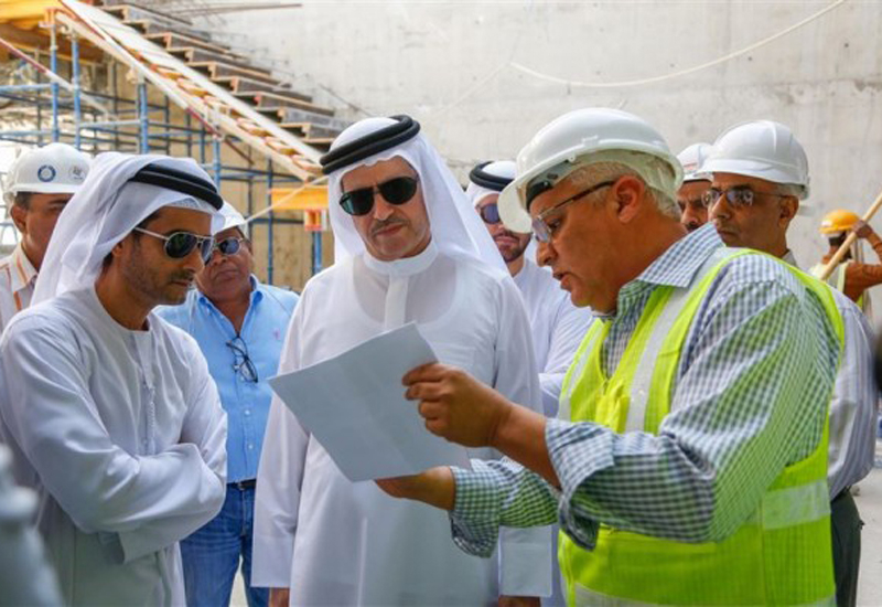 Saeed Mohammed Al Tayer, MD and CEO of Dubai Electricity and Water Authority (DEWA) recently visited the research and development centre in to witness the progress first-hand.