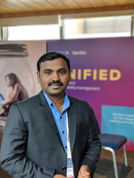 Prabhu Ramachandran is the founder and CEO of Facilio Inc. Facilio builds a unified suite of facilities and energy management software that harnesses IoT and Machine Learning to manage buildings efficiently and sustainably.
