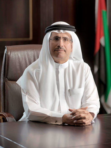 HE Saeed Mohammed Al Tayer, MD & CEO of DEWA.