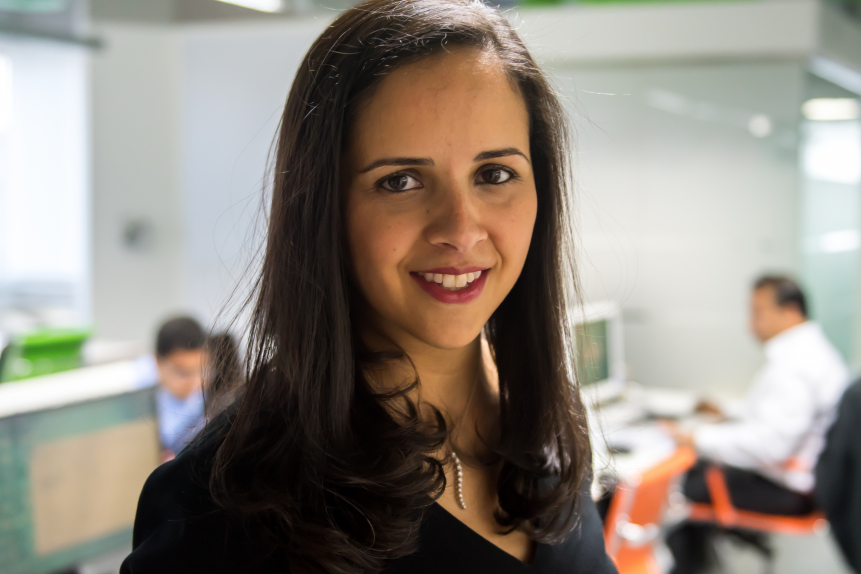 Omnia Halawani, director at Griffin Consultants.