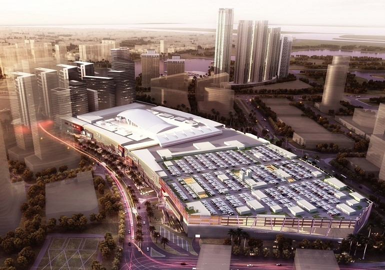 Reem Mall will host around 450 stores, featuring 85 food and beverage outlets and various family-friendly entertainment attractions, including Snow Park Abu Dhabi by Majid Al Futtaim.
