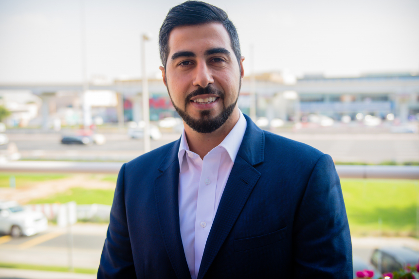 Hassan Younes, member and president-elect, ASHRAE Falcon Chapter, and director of Griffin Consultants.
