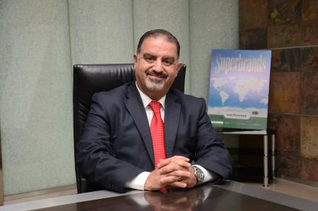 Abdel Kareem Alkayed, UAE Exchange country head for UAE.