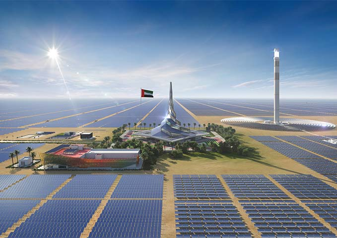 Concentrated solar power systems generate solar power by using mirrors or lenses to concentrate a large area of sunlight onto a small area.