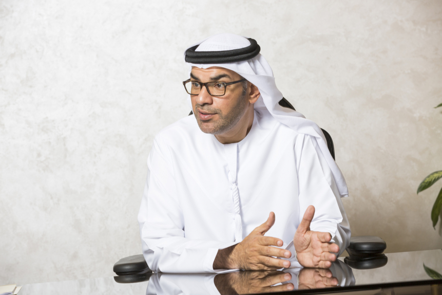 HE Munther Mohammed bin Shekar, Director General, Ras Al Khaimah Municipality.