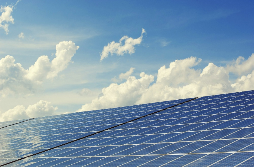 Construction is underway and the solar plant is expected to be operational by the summer of 2020.
